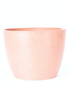 Greenery Australia's Stockholm ECO Pot is a sustainable plant pot. Available in terracotta or white grey. Product Dimensions. 16cm Outside diameter,12cm Height.