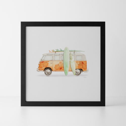 VW campers & boards