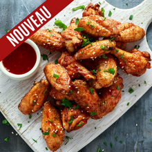 Load image into Gallery viewer, Chicken wings