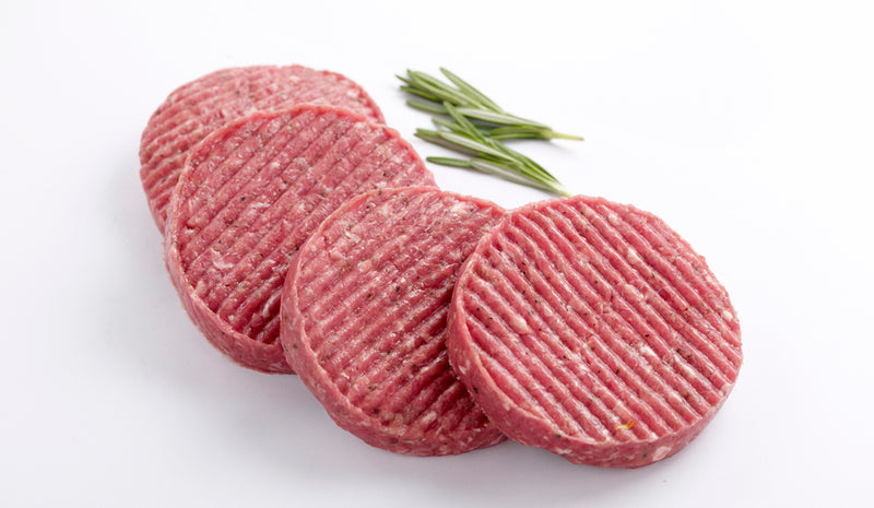 Wagyu Beef Patties Pack - 4x120g