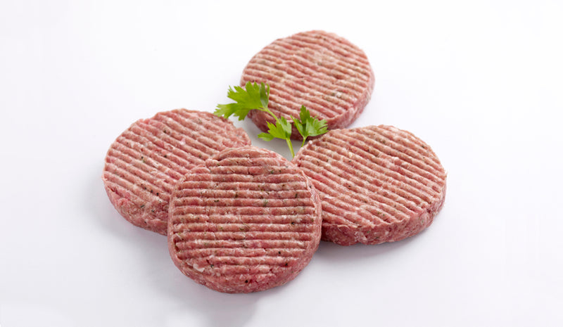 Lamb Patties Pack - 4x120g
