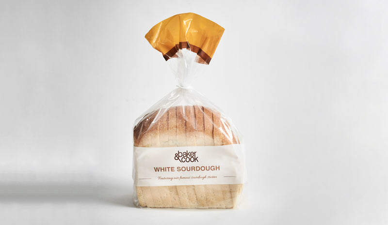 White Sourdough - 580g