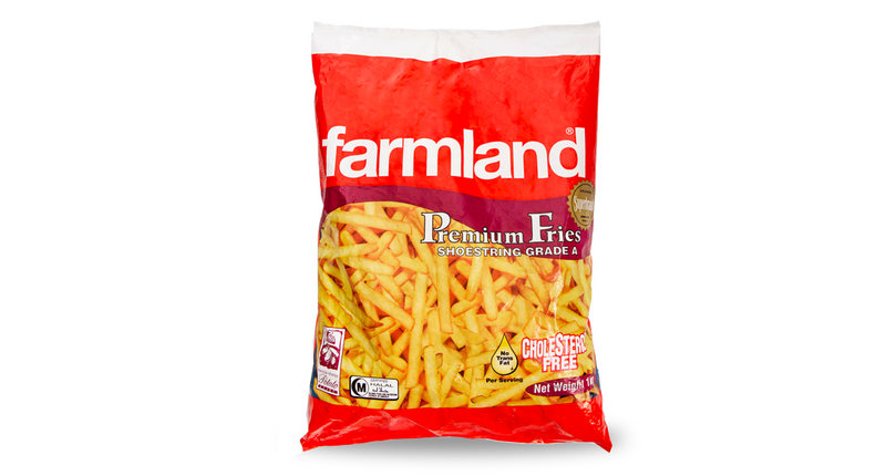 Farmland Shoestring Fries