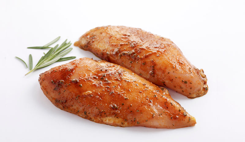 Chicken Breast Pack, Basil-Marinated - 500g