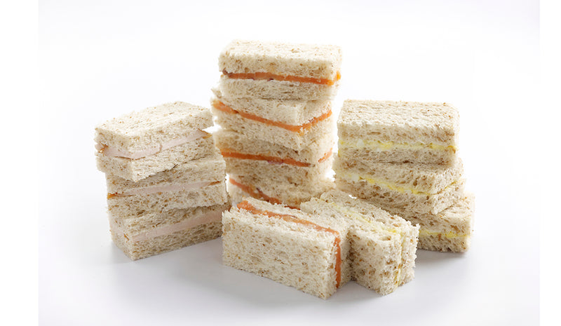 Classic Finger Sandwiches Party Pack - 36 pcs