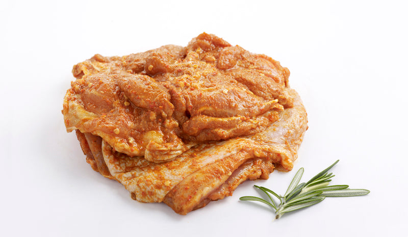 Chicken Thigh Pack, Peri-Peri-Marinated - 500g