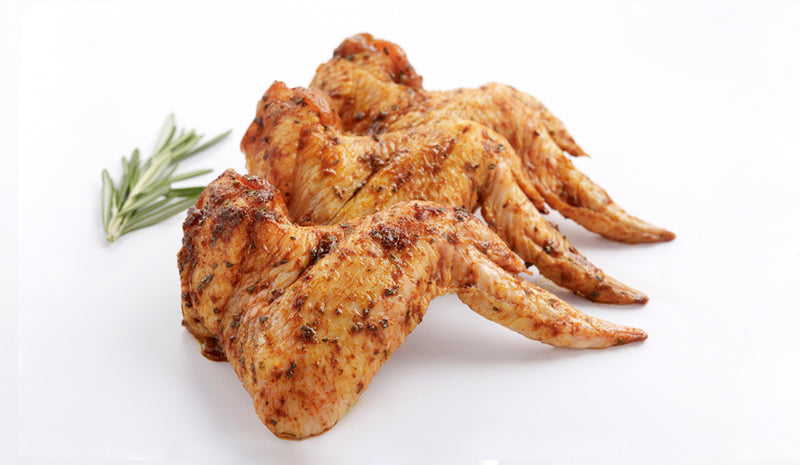 Chicken Wings Pack, Basil-Marinated - 1kg