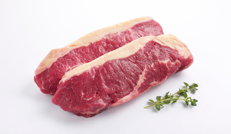 Grass-Fed Beef Sirloin Pack - 2x250g