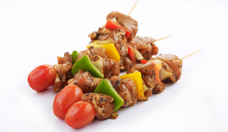Chicken Kebabs Pack - 10x100g