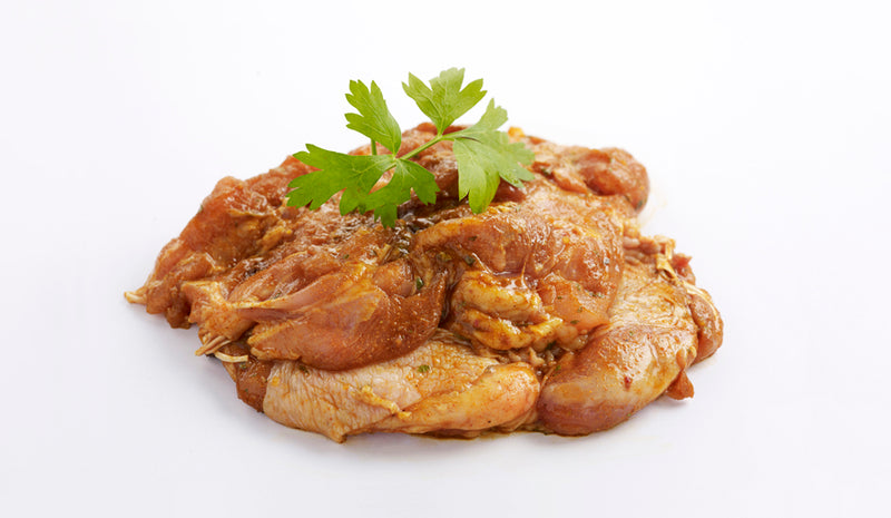 Chicken Thigh Pack, Cajun-Marinated - 500g