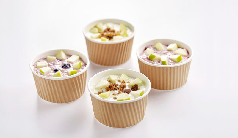 Assorted Muesli & Yoghurt Party Pack - 9 cups