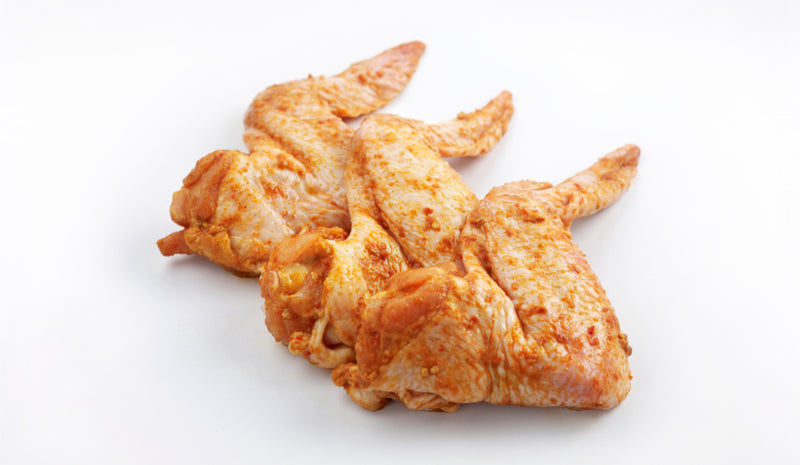 Chicken Wings Pack, Peri-Peri-Marinated - 1kg
