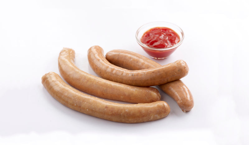Mexican Chilli Chicken Sausage Pack - 300g