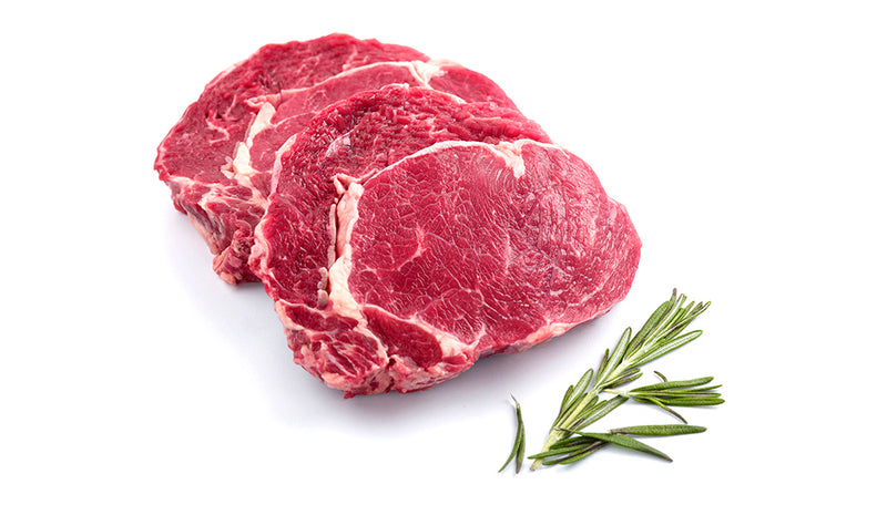 Grass-Fed Beef Rib-Eye Pack - 2x250g