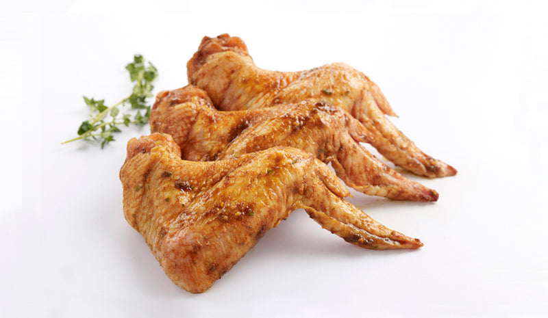 Chicken Wings Pack, Cajun-Marinated - 1kg