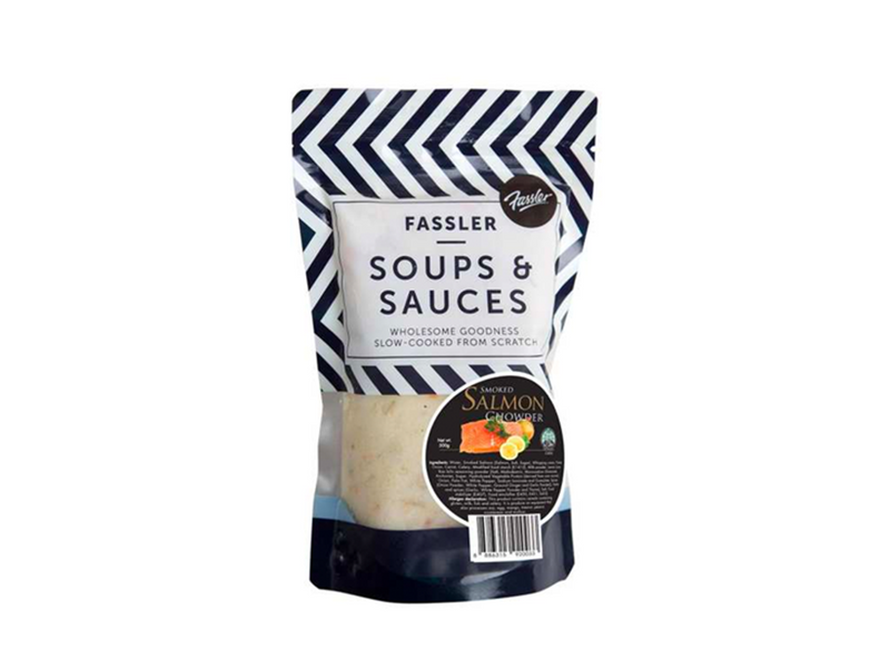 Smoked Salmon Chowder - 500g