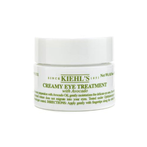 Creamy Eye Treatment with Avocado  14gl/0.5oz