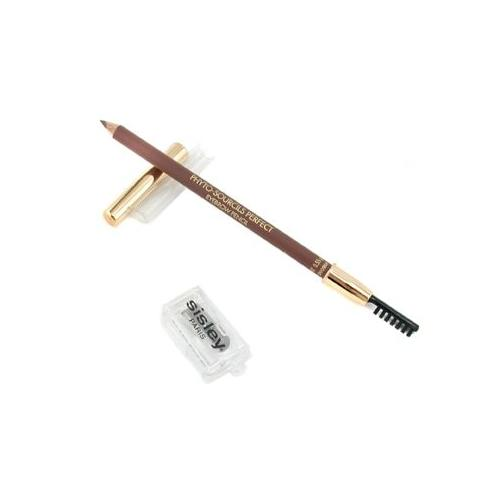 Phyto Sourcils Perfect Eyebrow Pencil (With Brush & Sharpener) - No. 02 Chatain  0.55g/0.019oz