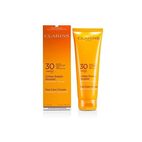 Sun Care Cream High Protection SPF30 (For Sun-Sensitive Skin)  125ml/4.4oz