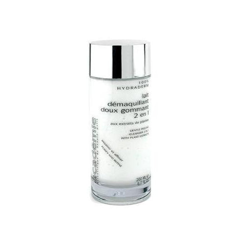 100% Hydraderm Gentle Peeling Cleanser 2 in 1  250ml/8.4oz