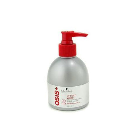 Osis+ Upload Lifting Volume Cream (Medium Control)  200ml/6.67oz