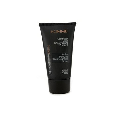 Men Active Purifying Deep Cleansing Scrub  75ml/2.5oz