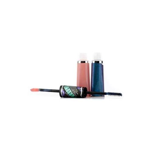 Prrrowl Iridescent Mascara Topcoat & Shimmering Lip Gloss  -