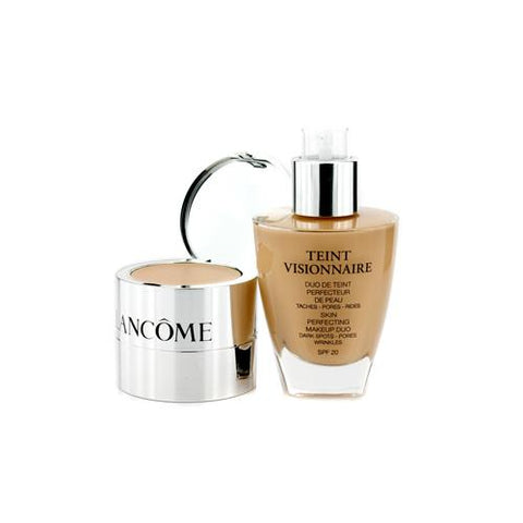 Teint Visionnaire Skin Perfecting Make Up Duo SPF 20 - # 01 Beige Albatre  30ml+2.8g