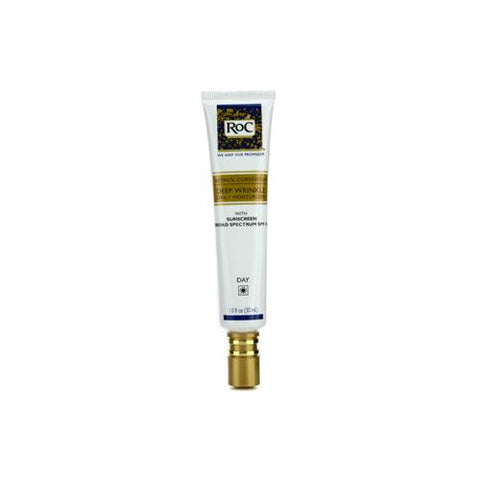 Retinol Correxion Deep Wrinkle Daily Moisturizer With Sunscreen Broad Spectrum SPF 30  30ml/1oz