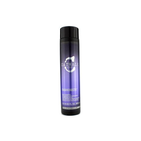 Catwalk Fashionista Violet Shampoo (For Blondes and Highlights)  300ml/10.14oz