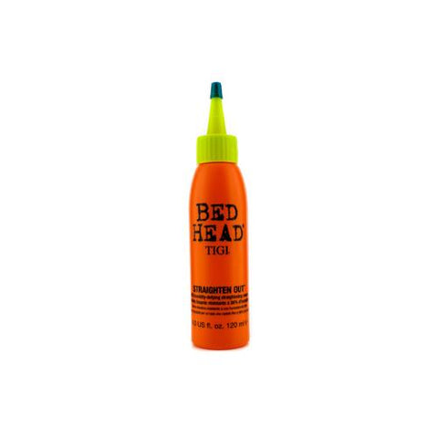 Bed Head Straighten Out 98% Humidity-Defying Straightening Cream  120ml/4oz