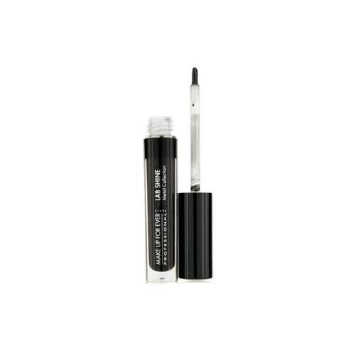 Lab Shine Metal Collection Chrome Lip Gloss - #M0 (Onyx) (Unboxed)  2.6g/0.09oz