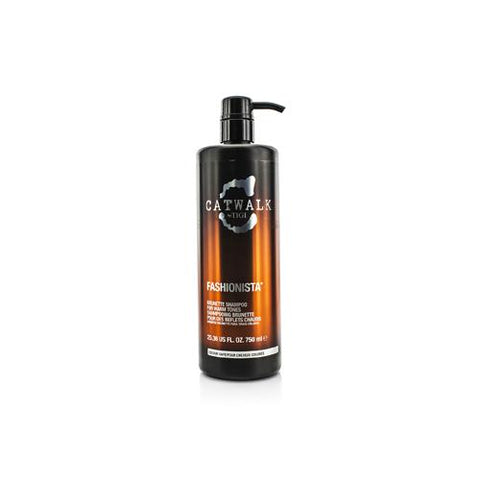 Catwalk Fashionista Brunette Shampoo (For Warm Tones)  750ml/25.36oz