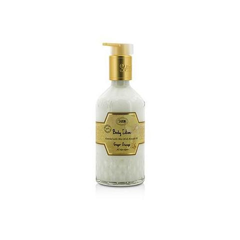 Body Lotion - Ginger Orange (With Pump)  200ml/7oz