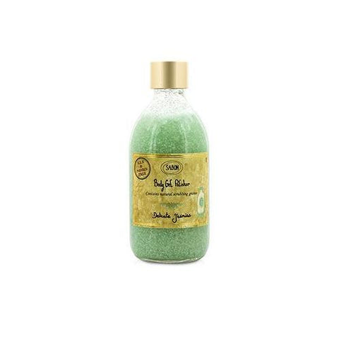 Body Gel Polisher - Delicate Jasmine  300ml/10oz