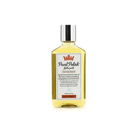 Shaveworks Pearl Polish Dual Action Body Oil  156ml/5.3oz