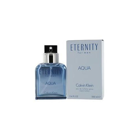 ETERNITY AQUA by Calvin Klein (MEN)