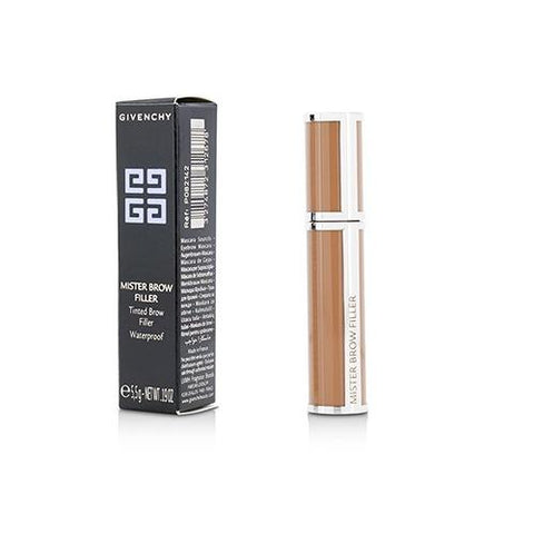 Mister Brow Filler Tinted Waterproof Brow Filler - # 02 Blonde  5.5g/0.19oz
