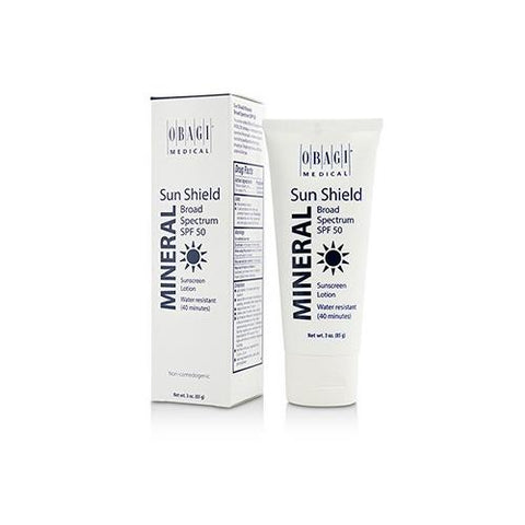 Sun Shield Mineral Broad Spectrum SPF 50 - 40 Minutes Water Resistant  85g/3oz