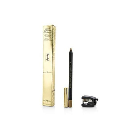 Dessin Du Regard Waterproof High Impact Color Eye Pencil - # 5 Bronze Impertinent  1.2g/0.04oz