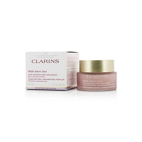 Multi-Active Day Targets Fine Lines Antioxidant Day Cream-Gel - For Normal To Combination Skin  50ml/1.7oz