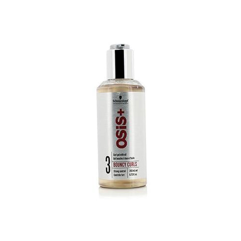 Osis+ Bouncy Curls Curl Gel with Oil (Strong Control)  200ml/6.75oz
