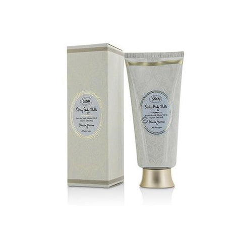 Silky Body Milk - Delicate Jasmine  200ml/7oz