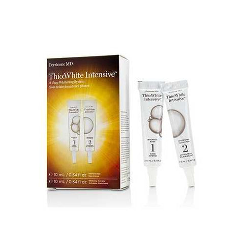 Thio: White Intensive 2-Step Whitening System  2x10ml/0.34oz