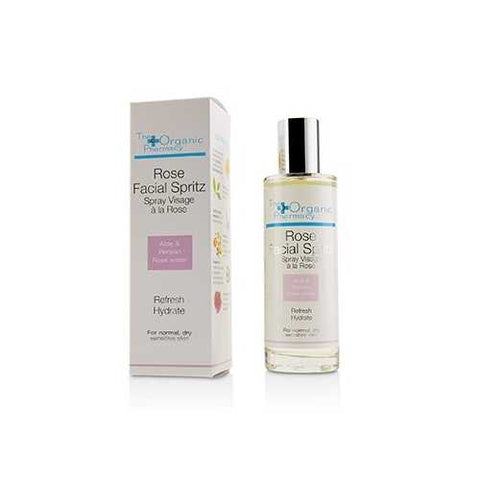 Rose Facial Spritz - For Normal, Dry & Sensitive Skin  100ml/3.3oz