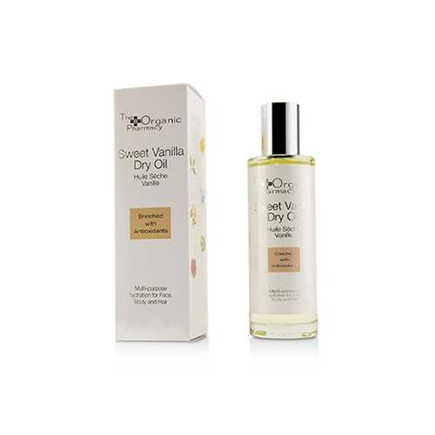 Sweet Vanilla Dry Oil - Multi-use For Face, Body & Hair  100ml/3.4oz