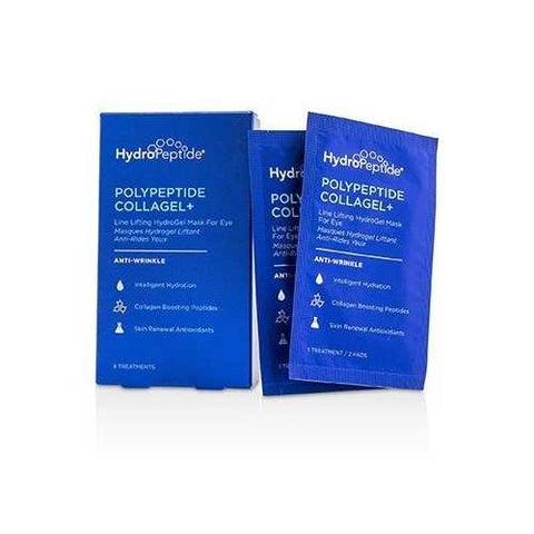 Polypeptide Collagel+ Line Lifting Hydrogel Mask For Eye  8 Treatments