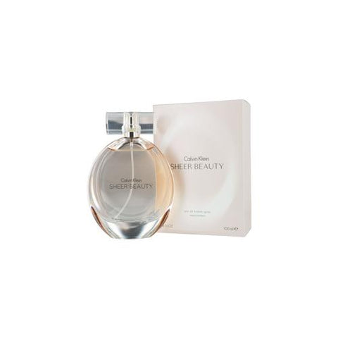 CALVIN KLEIN SHEER BEAUTY by Calvin Klein (WOMEN)