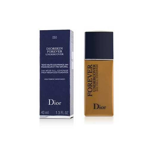Diorskin Forever Undercover 24H Wear Full Coverage Water Based Foundation - # 050 Dark Beige C000900  40ml/1.3oz