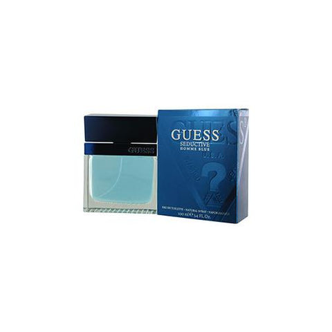 GUESS SEDUCTIVE HOMME BLUE by Guess (MEN)